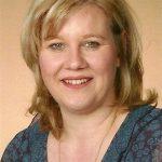 Sekretärin Anja Eckel