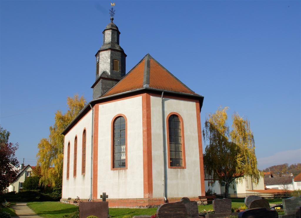 Die Kirche in Rodenbach